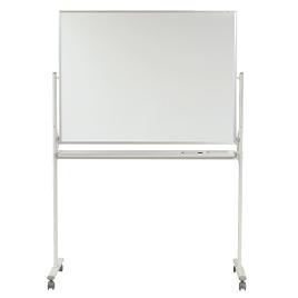 映写対応両面ホワイトボード 1326mm【黒板・ホワイトボード用品/ホワイトボード】