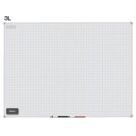 セクションボード3L【黒板・ホワイトボード用品/ホワイトボード】