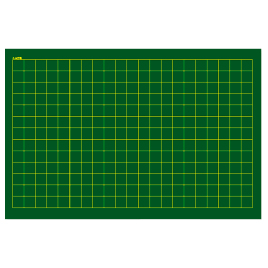 方眼MGS黒板6090(4cm方眼)【黒板・ホワイトボード用品/黒板】