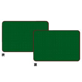 かるいドット黒板(両面式)【黒板・ホワイトボード用品/黒板】
