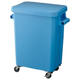 厨房用ペール70L ブルー【清掃用品/ペール】