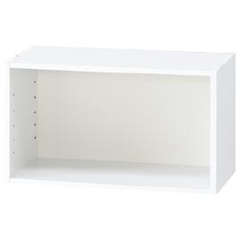積み重ね式多目的ボックスオープン棚【設備管理・収納用品/整理家具】