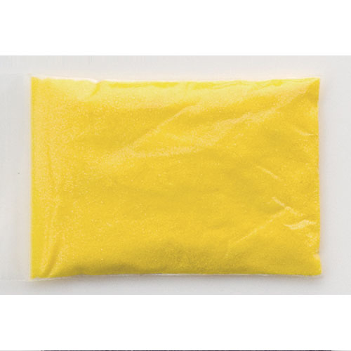 3980円以上で送料無料 デザイン 砂絵 カラー砂 100g イエロー 013366 あす楽対象 メール便:50 黄色 作成 美術 図工 画材 サンドアート すなえ オリジナル 定番から日本未入荷 発売モデル