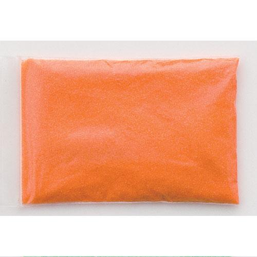 3980円以上で送料無料 デザイン 砂絵 カラー砂 100g オレンジ 013367 あす楽対象 日本限定 メール便:50 サンドアート 図工 テレビで話題 だいだい オリジナル 橙 画材 すなえ 美術 作成