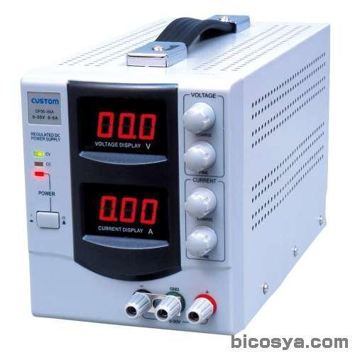直流安定化電源装置DP-1803 送料無料[メール便不可](物理 電源装置 夏休み 冬休み 理科 自由研究セット 工作キット)