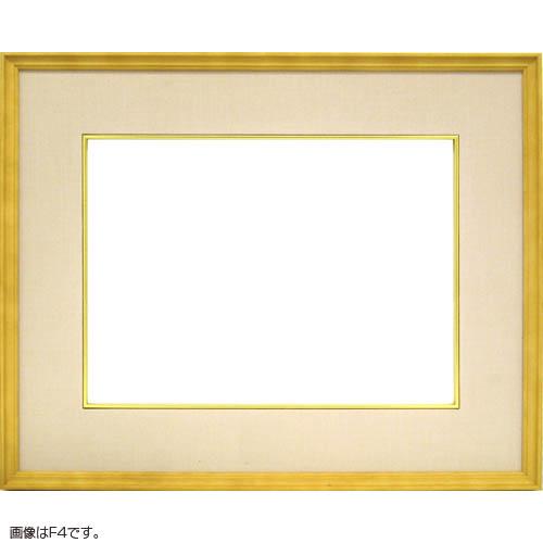 和額縁 4900 F10(530x455mm) ベージュ ガラス仕様【送料無料】【和風/和室/日本画/仏画/額装】