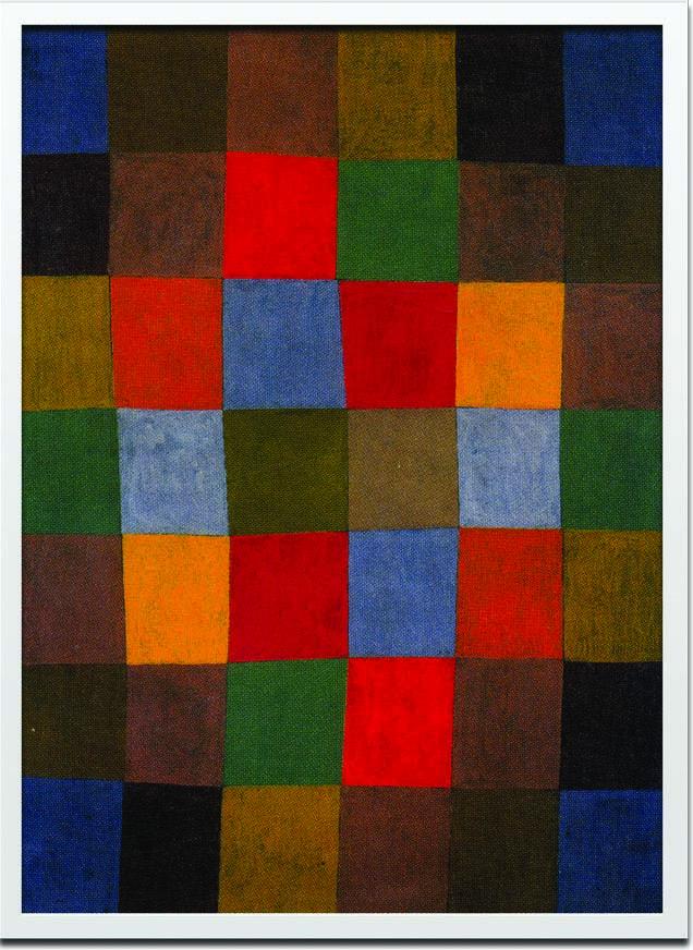 アートフレーム バウハウス Bauhaus New Harmony,1936 ibh-70042 絵画 壁掛け おしゃれ 送料無料