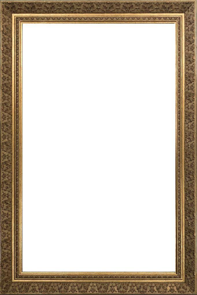 ディスプレイフレーム ゴールド Display Frame Gold BIG-size idf-61509 壁掛け おしゃれ ビンテージ 送料無料