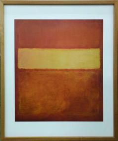 アートフレーム マーク・ロスコ Mark Rothko Untitled,No.11 imr-60620 絵画 壁掛け おしゃれ