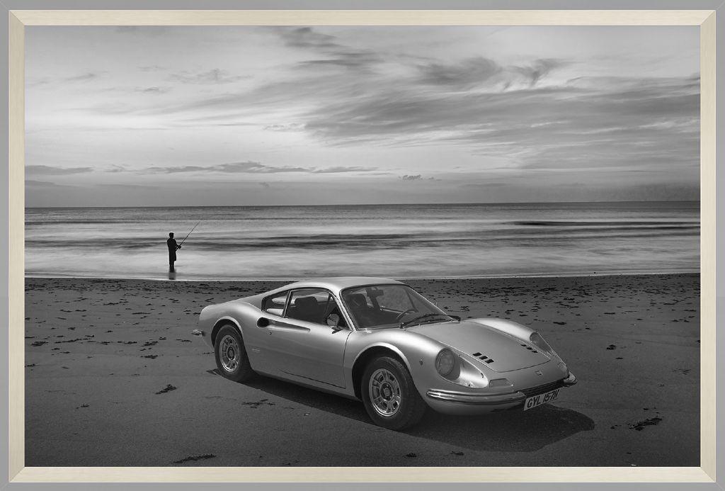 アートフレーム フォトグラフィ B&W PHOTOGRAPHY Dino 206/246 ipc-61121 絵画 壁掛け おしゃれ 送料無料