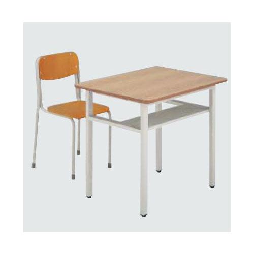 机・椅子セットAKG-9620-IMDセット 5号 送料無料[メール便不可](備品 美術机・工作台・椅子)(個人宅配送不可)