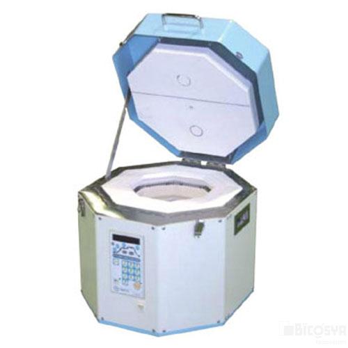 マイコン付小型電気窯 Petit(酸化焼成専用) DUA-01型(マイコン付) 送料無料[メール便不可](陶芸 陶芸窯)