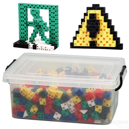 アーテックブロック ピクトグラムセット 送料無料[メール便不可](アーテックブロック セット カラー 知育玩具 ArtecBlock)