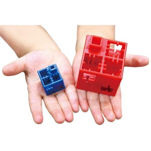 アーテックブロックセット Lブロック Primary クラスセット120 コンテナ大 送料無料[メール便不可](アーテックブロック セット 出前授業 知育玩具 ArtecBlock 大きな ビッグ)