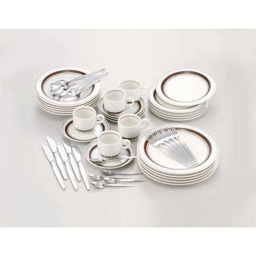 洋食器セット(5人用) 送料無料[メール便不可](知育玩具 食育)