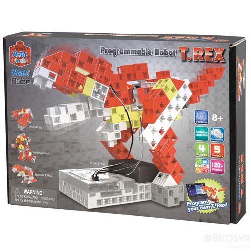 ロボットセット Artec Robo T-REX Kit アーテックロボ ティーレックス キット 送料無料[メール便不可](アーテックブロック ロボット ArtecBlock ロボット制御入門 電子工作キット Raspberry Pi ラズベリーパイ)
