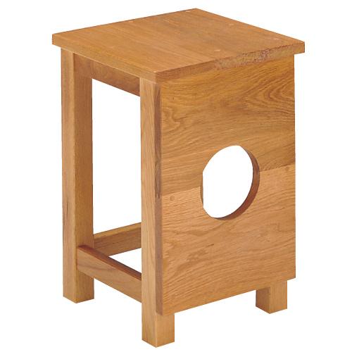 椅子 AS-113-N 高460mm 送料無料[メール便不可](備品 美術机・工作台・椅子)(個人宅配送不可)