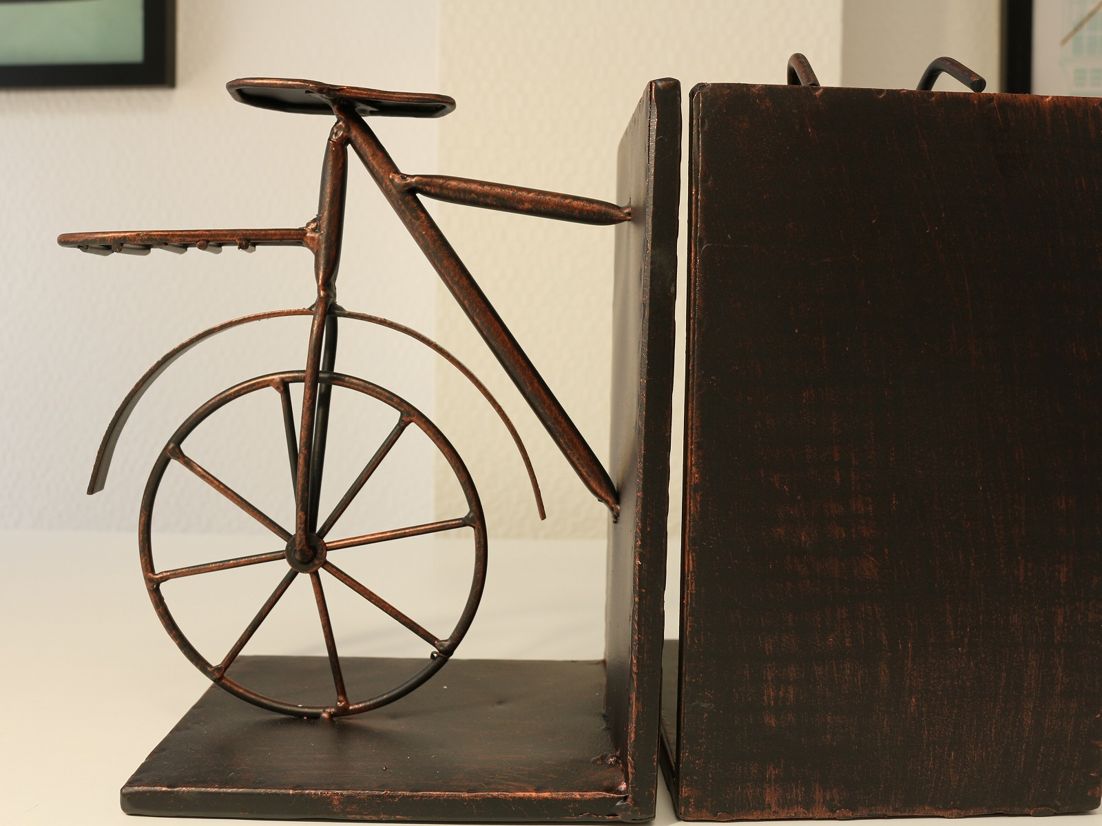 bicycle t rakuten global market bookends industrial