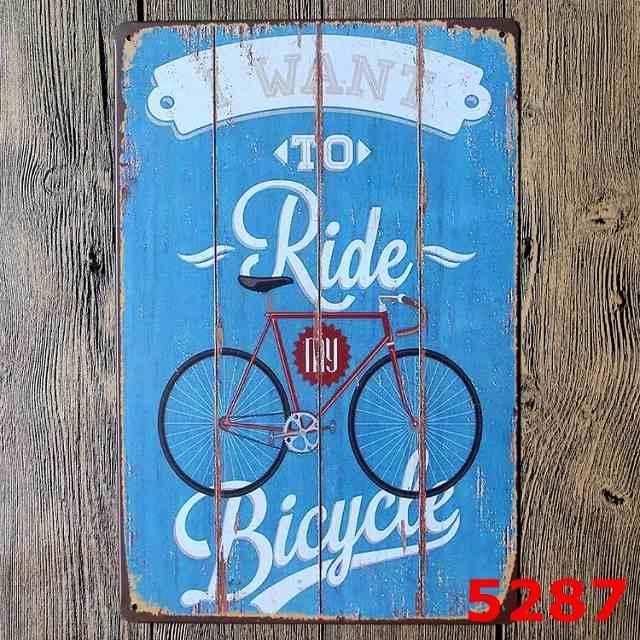 アートパネル ブリキボード 自転車スチールポスター 自転車 自転車雑貨 アンティーク自転車好き お部屋に飾って一味違う雰囲気を楽しんでみてはいかがでしょうか? 自転車柄 直営限定アウトレット ブリキサイン ブリキ看板 ポスター 自転車モチーフ アイアンプレート レトロ調 サイン アンティークメタルプレート アメリカン 売却 壁掛け 壁掛けパネルアート ウォールアートパネル