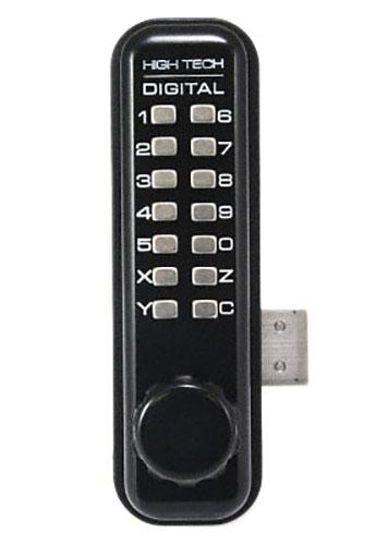 10セット入 TAIKO(タイコー) 太幸 No.5100BJ デジタルロック面付錠 標準ラッチ/固定サムターン