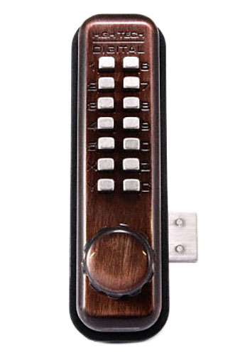 10セット入 TAIKO(タイコー) 太幸 No.5100GB デジタルロック面付錠 標準ラッチ/固定サムターン