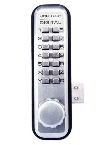 TAIKO(タイコー) 太幸デジタルロックNo.5100 デジタル面付錠 SC ロングラッチ/固定サムターン 10セット入