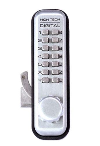 TAIKO(タイコー) 太幸デジタルロックNo.5700 デジタル引戸兼用面付錠 SC HSサムターン仕様 10セット入