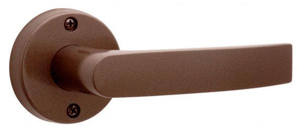定番の室内用レバーハンドル錠 空錠 20セット入 日中製作所 ギアレバー GIA 塗装ブロンズ 32A 人気ブランド LEVER 32A-O-B-60 定番スタイル BS60mm