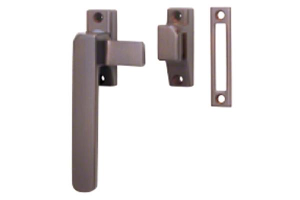 開き小窓用の窓締錠です。 10個入 BEST(ベスト) No.1485J 窓締(左) 古代ブロンズ (コード1485J-2)