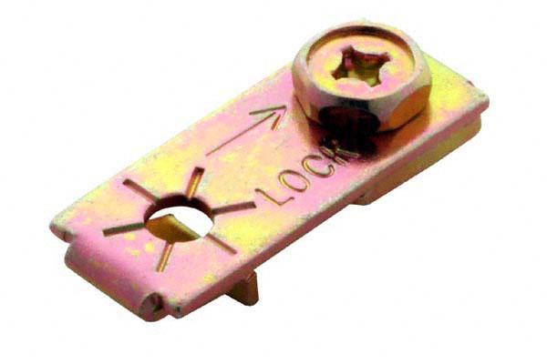 BIDOOR(ビドー) ウェーブF331 ブラケット ‐ 100個入