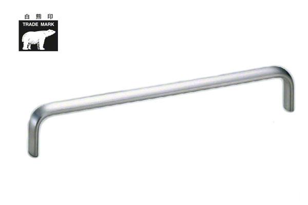 20本入 シロクマ HL-11 ステンダエンハンドル ヘアーライン 150mm