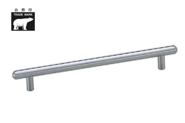値引 シロクマ HL-14 ステンポールハンドル ヘアーライン 20本入 120mm:ビドーパル店-木材・建築資材・設備