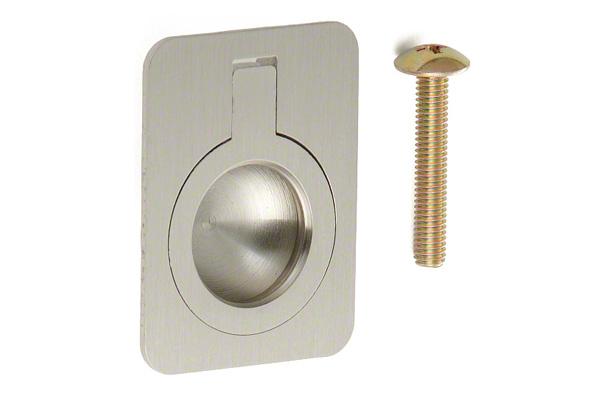 100本入 LAMP(スガツネ工業) 真鍮ハンドル 587型 ホワイトブロンズめっき 587-40WB (c100-016-010)