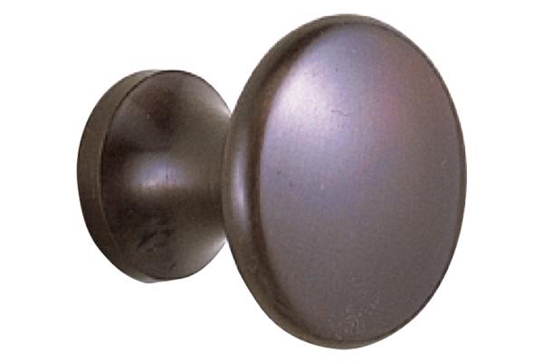 家具用のつまみ。 20個入 BEST(ベスト) No.354J J型つまみ 古代ブロンズ 25mm (コード354J-25-3)