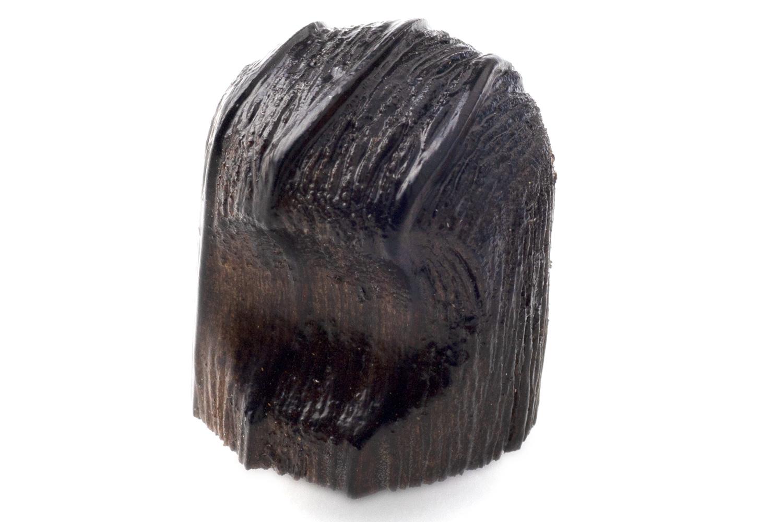 抗ウイルス仕様 SIAA取得 再入荷 予約販売 の木製つまみ BIDOOR ビドー 25φ 焼杉つまみ KW-5212 丸型 希望者のみラッピング無料 茶染