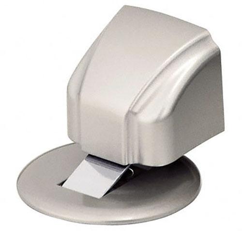 ドアプッシュだけでロックも解除もできる戸当り Shibutani [並行輸入品] シブタニ DCI-83CG ‐ ドアストッパー シャンパンゴールド塗装 プッシュロックタイプ ついに再販開始