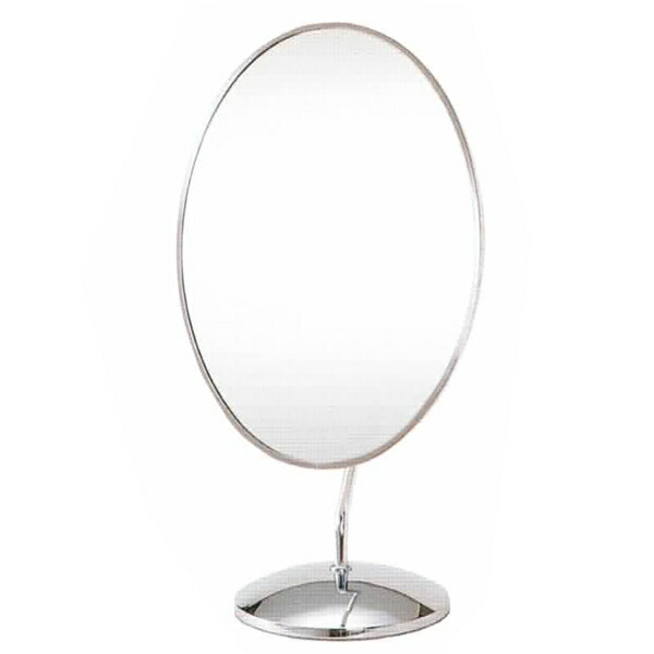 高級 ハイグレード鏡 卓上鏡 T.S-352ランススタンド 歪みがない 日本製 国産 送料無料 代引手数料無料 メイク 女優鏡 卓上ミラー 美しい肌映り