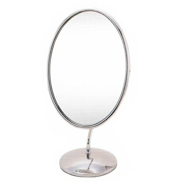 高級 ハイグレード鏡 卓上鏡 T.S-377ニューランススタンド 歪みがない 日本製 国産 送料無料 代引手数料無料 メイク 女優鏡 卓上ミラー 美しい肌映り