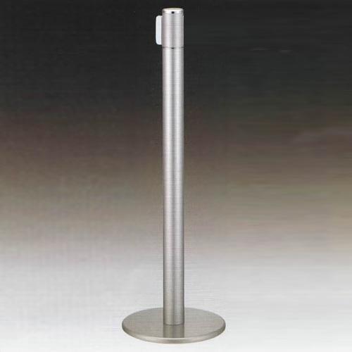 ベルトパーティション (フロアガイドポール )ベルトタイプ GY514 GY514 シルバーメタリック 高さ キャッチ日本製 国産 送料無料代引無料 取付簡単 取付簡単 仕切りキャッチのみ 2m 高さ 90cm, あおもりけん:04f98dcc --- jphupkens.be