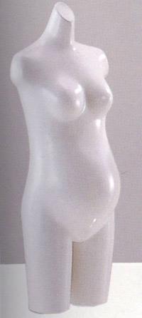 ST888 maternity's 日本製 国産 送料無料代引無料 トルソー マネキン 妊婦マタニティ ボディ 高さ88cm 肩幅36cm バスト84cm ウエスト86cm ディスプレイ 高級 アパレル 什器