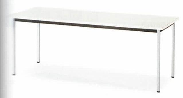 ミーティングテーブル BA-1K インテリア 収納 オフィス家具 テーブル 応接用 会議用 ロビー用 ワークテーブル 送料無料 代引手数料無料 日本製 国産 会社 会館 施設