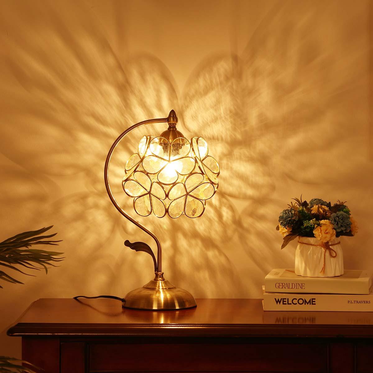 Bieye Lighting L20734 Tiffany Lamp