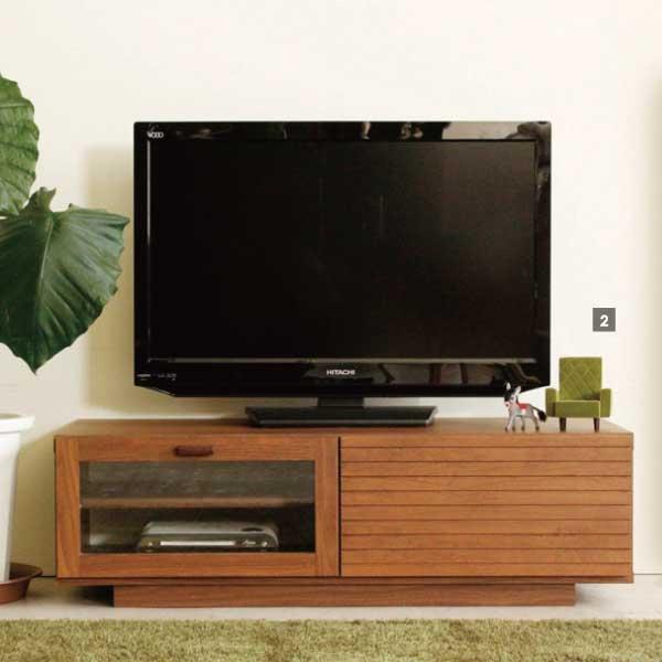 送料無料 100幅テレビボード アルダー  無垢材 ローボード 収納 テレビ台 日本製 国産 ナチュラル