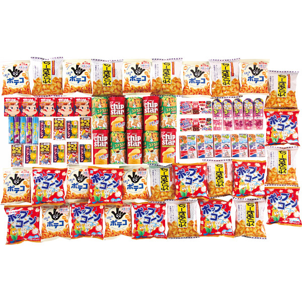 ジャンボラッキーパンチBOXお菓子キット 年末年始大決算 海外輸入 BOX 景品 販促品 イベント