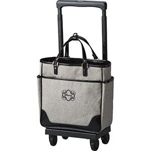 【送料無料】 スワニー キャリーバッグ グレー 旅行鞄