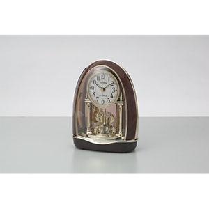 【送料無料】 シチズン メロディ電波置時計(12曲入)