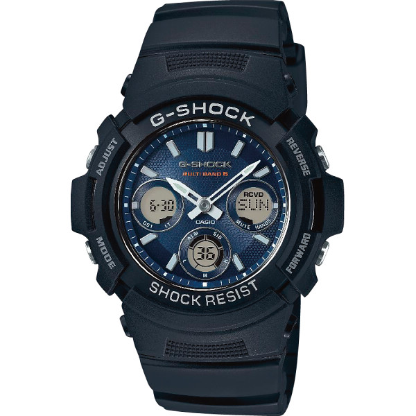 G-SHOCK 腕時計 【AWG-M100SB-2AJF】 贈答品 内祝い お返し 出産内祝い 結婚内祝い 快気祝い 法要 香典返し お供え