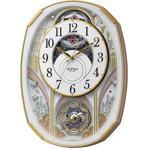 【送料無料】 スモールワールド メロディ電波からくり時計(30曲入) 贈答品 内祝い お返し 出産内祝い 結婚内祝い 快気祝い 法要 香典返し お供え