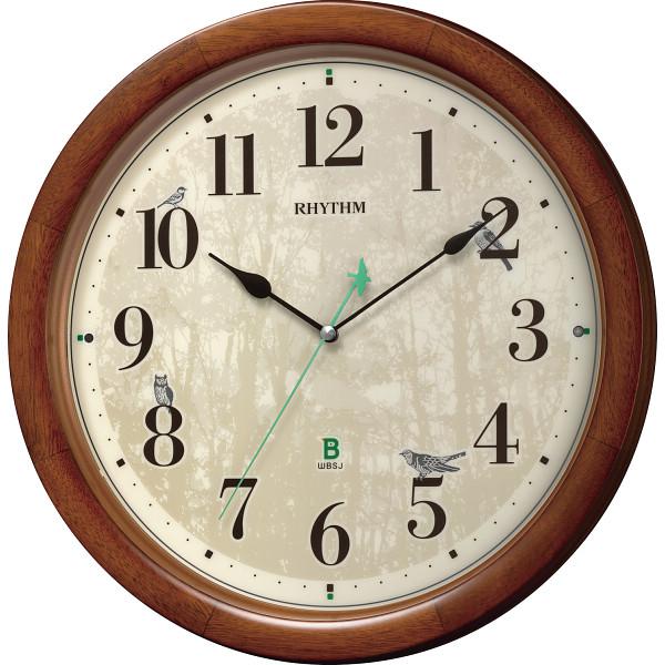 リズム 報時付木枠電波掛時計(全49種) 贈答品 内祝い お返し 出産内祝い 結婚内祝い 快気祝い 法要 香典返し お供え