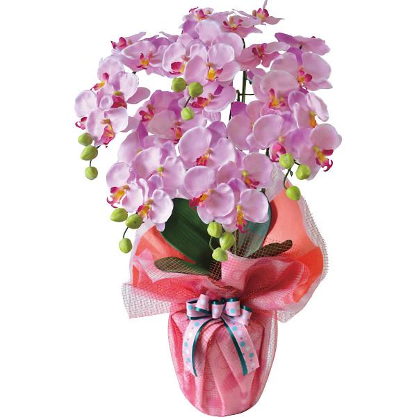 コチョウラン 5本立て(造花) 贈答品 内祝い お返し 出産内祝い 結婚内祝い 快気祝い 法要 香典返し お供え